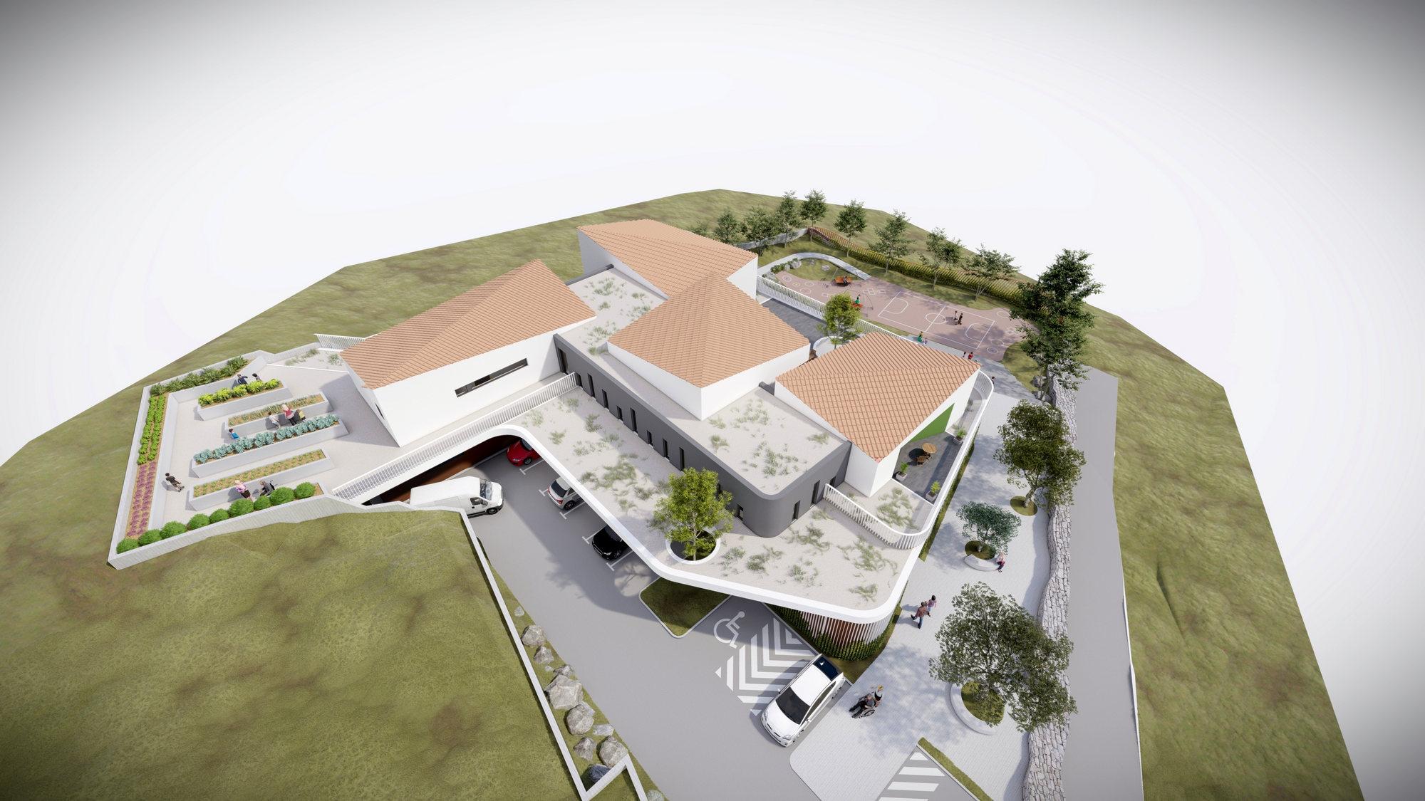 Zentrum für soziale Wohlfahrt